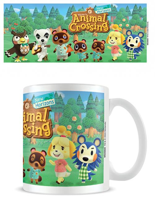 ANIMAL CROSSING - Lineup - Mug 315ml