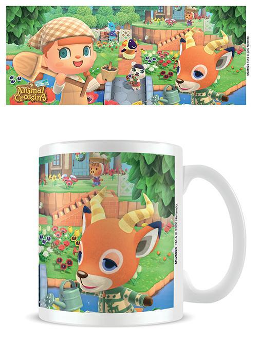 ANIMAL CROSSING - Spring- Mug 315ml_1
