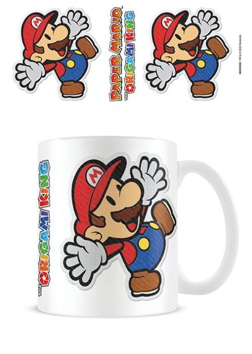 PAPER MARIO - Sticker - Mug 315ml