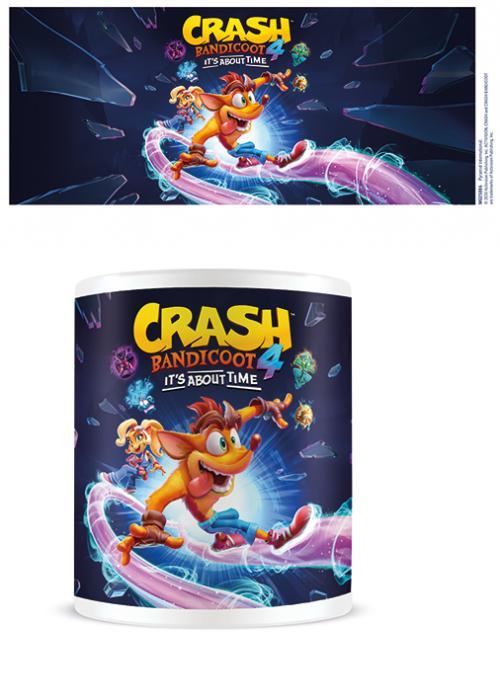 CRASH BANDICOOT 4 - It's About Time - Mug 315ml