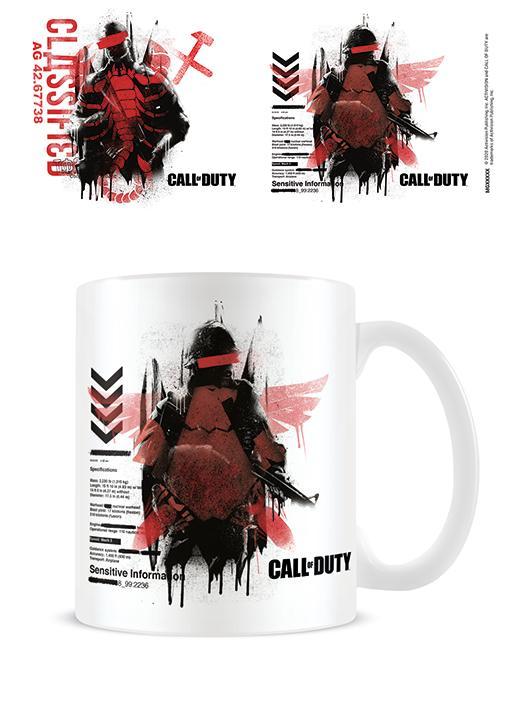 CALL OF DUTY : BLACK OPS COLD WAR - Spray - Mug 315ml_1