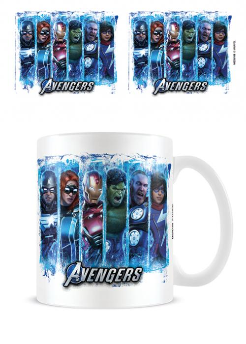 AVENGERS GAMERVERSE - Heroes - Mug 315ml