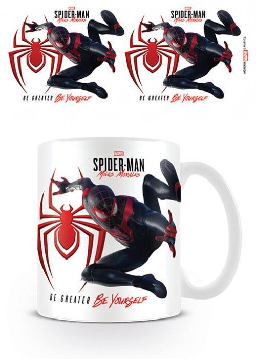 SIPER-MAN MILES MORALES - Iconic Jump - Mug 315ml