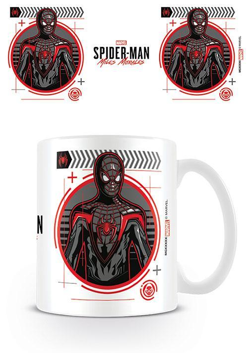 SIPER-MAN MILES MORALES - Suit Tech - Mug 315ml_1