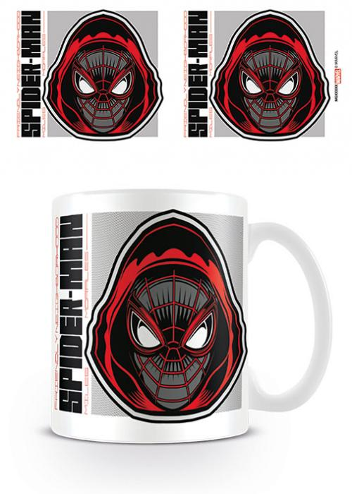 SIPER-MAN MILES MORALES - Hooded - Mug 315ml