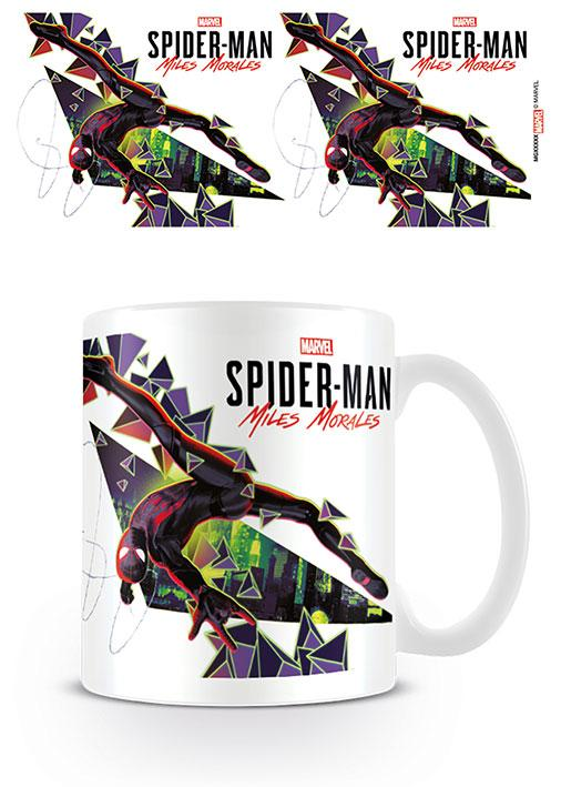 SIPER-MAN MILES MORALES - Break Through - Mug 315ml_1
