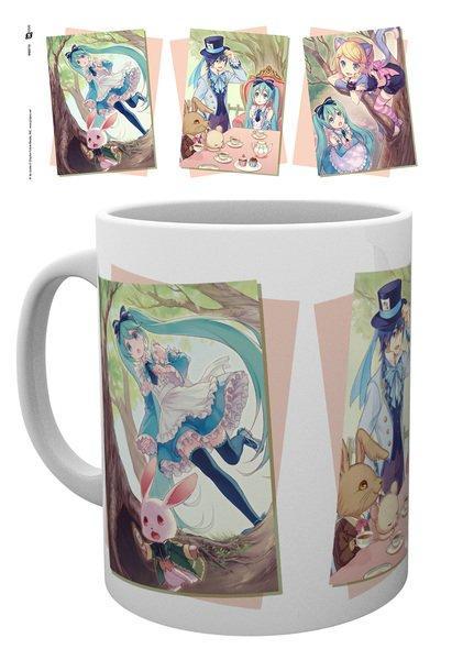 HATSUNE MIKU - Mug - 315 ml - Wonderland