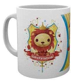 HARRY POTTER - Mug - 315 ml - Gryffindor Paint