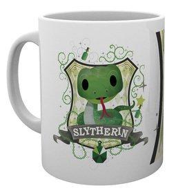 HARRY POTTER - Mug - 315 ml - Slytherin Paint