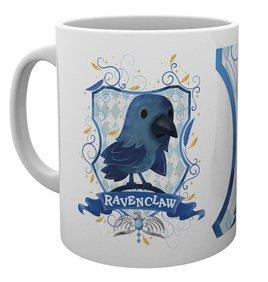 HARRY POTTER - Mug - 315 ml - Ravenclaw Paint