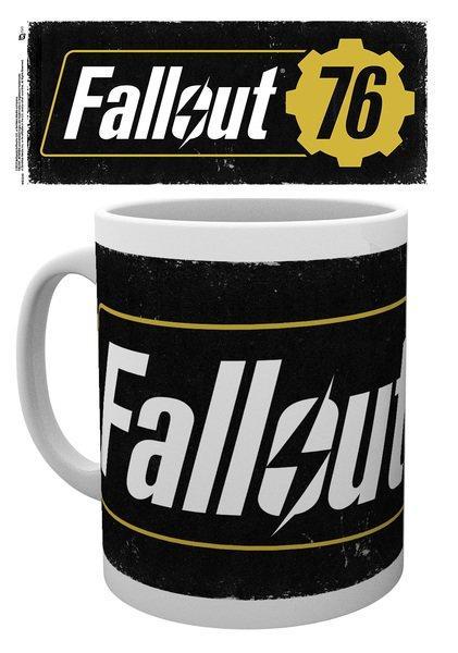 FALLOUT 76  - Mug - 315 ml - Logo