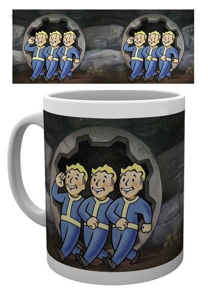 FALLOUT 76  - Mug - 315 ml - Vault Boys