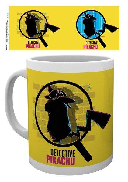 DETECTIVE PIKACHU - Magnified - Mug 315ml