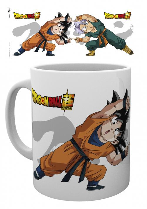 DRAGON BALL SUPER - Mug - 315 ml - Fusion Dance
