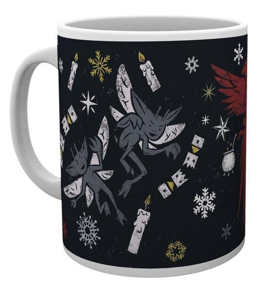 HARRY POTTER - Mug - 315 ml - XMAS 19