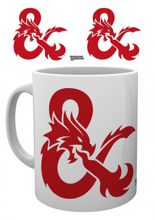 DUNGEONS & DRAGONS - Ampersand - Mug 315ml