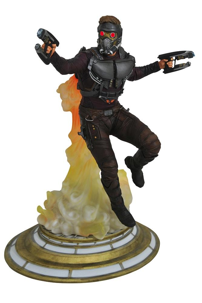 MARVEL GALLERY - Guardians of the Galaxy 2 - Star-lord - 25cm