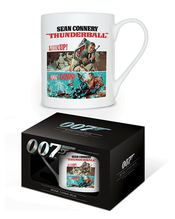JAMES BOND - Bone China Mug 315 ml - Thunderball