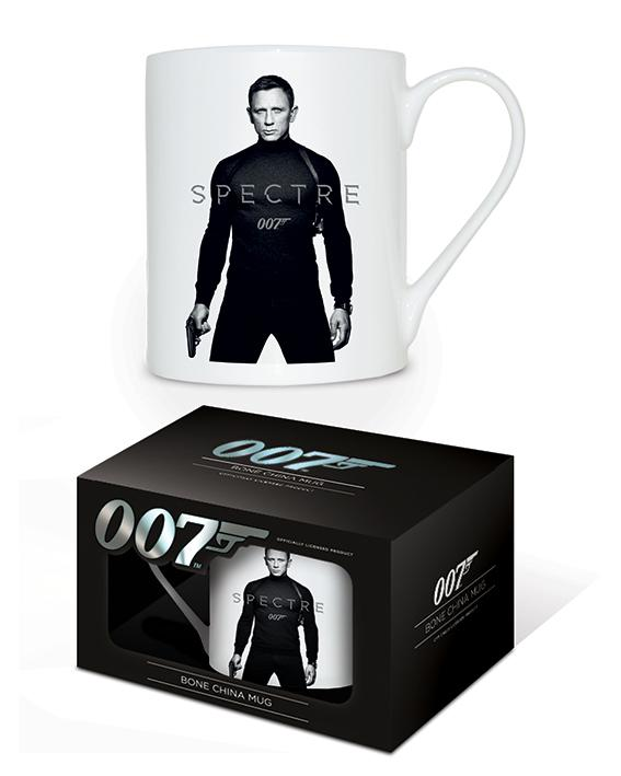 JAMES BOND - Bone China Mug 315 ml - Spectre