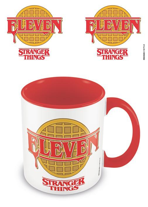 STRANGER THINGS - Eleven - Mug intérieur coloré 315ml_1