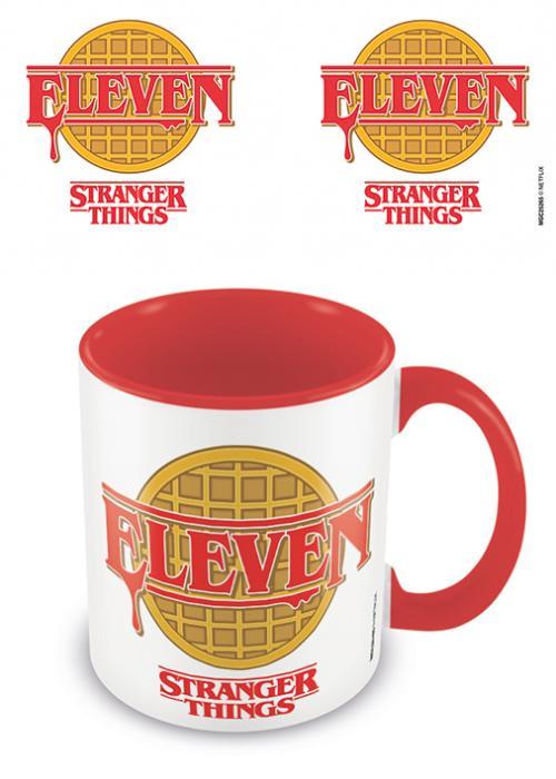 STRANGER THINGS - Eleven - Mug intérieur coloré 315ml