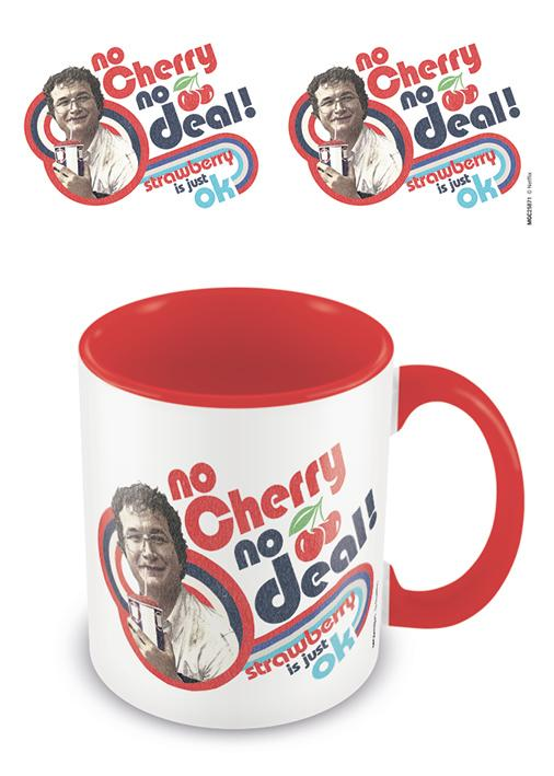 STRANGER THINGS - No Cherry No Deal! - Mug intérieur coloré 315ml_1