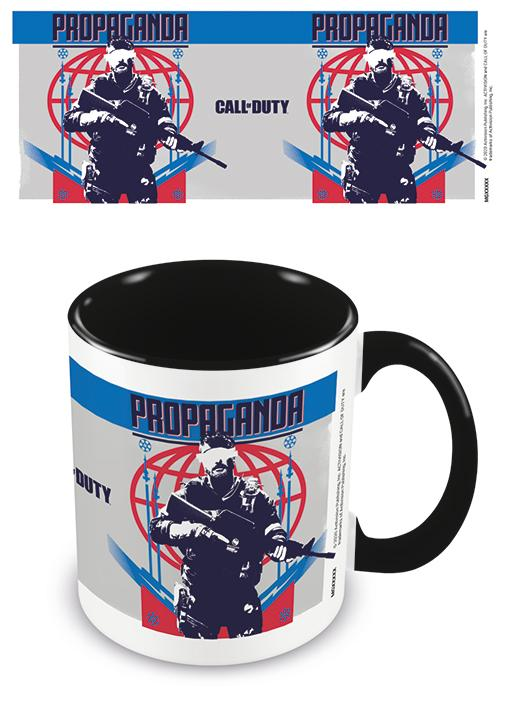 CALL OF DUTY : BLACK OPS COLD WAR - Propaganda - Mug 315ml_1
