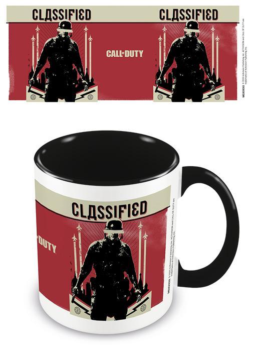 CALL OF DUTY : BLACK OPS COLD WAR - Classified - Mug 315ml_1