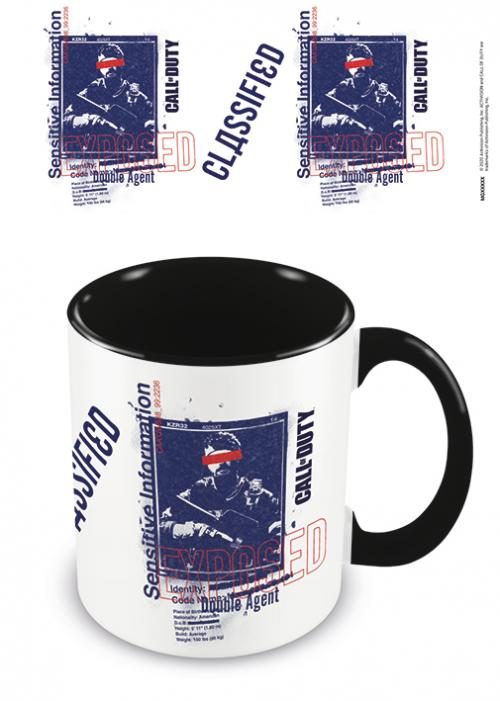 CALL OF DUTY : BLACK OPS COLD WAR - Double Agent - Mug 315ml