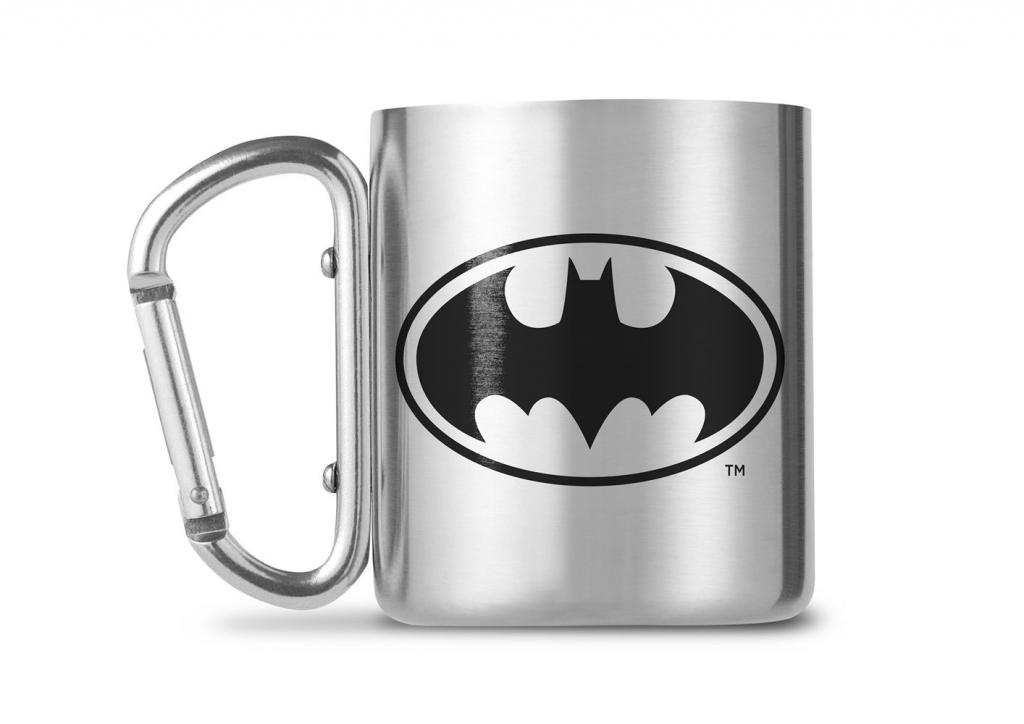 DC COMICS - Carabiner Mug - 240ml - Batman_1