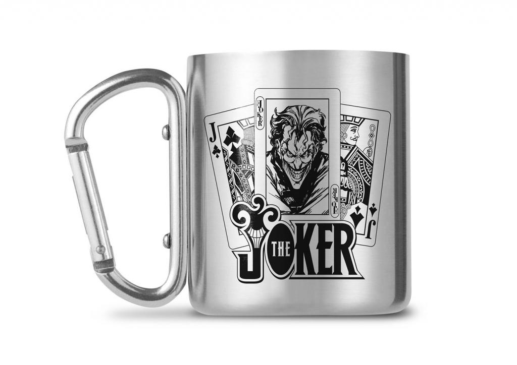 DC COMICS - The Joker - Mug mousqueton 240ml_1