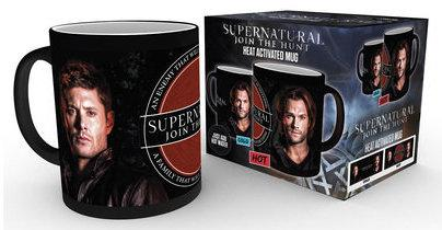 SUPERNATURAL - Mug Heat Change 300 ml - Sam and Dean