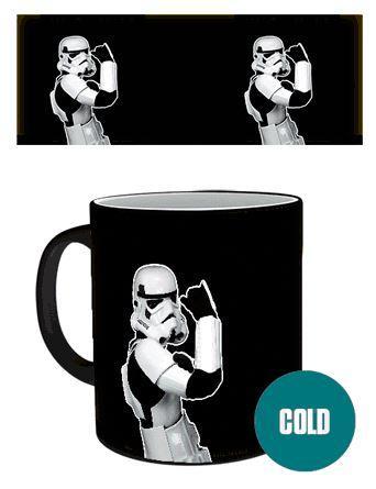STAR WARS - Mug Heat Change 300 ml - Original Stormtrooper