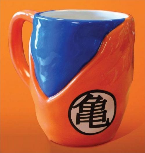 DRAGON BALL Z - 3D Mug 475 ml - Goku Gi