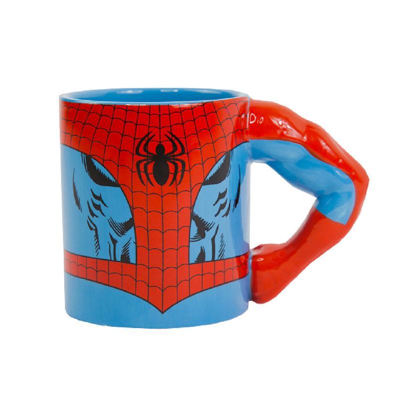 MARVEL - Arm Mug - Spiderman_1