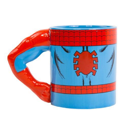 MARVEL - Arm Mug - Spiderman_2