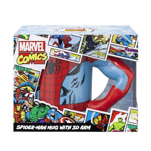 MARVEL - Arm Mug - Spiderman_3