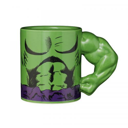MARVEL - Arm Mug - Hulk