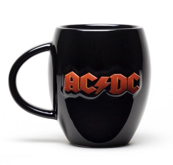 AC/DC - Oval Mug 475 ml - Logo