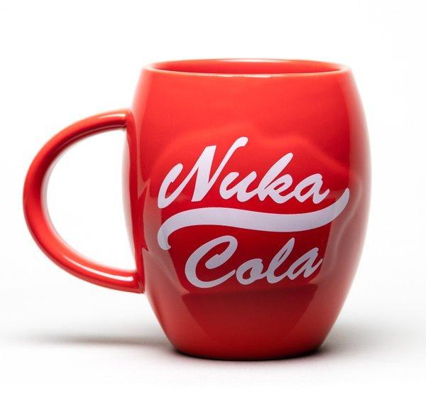 FALLOUT - Oval Mug 475 ml - Nuka Cola