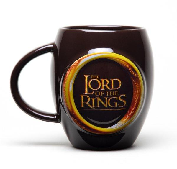 LORD OF THE RINGS - Oval Mug 475 ml - One Ring