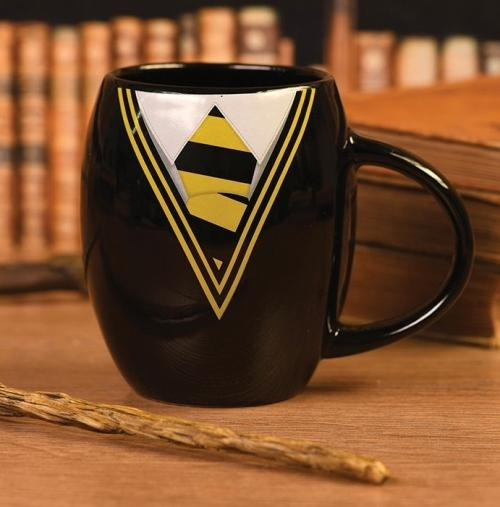 HARRY POTTER - Hufflepuff Uniform - Mug oval 425ml