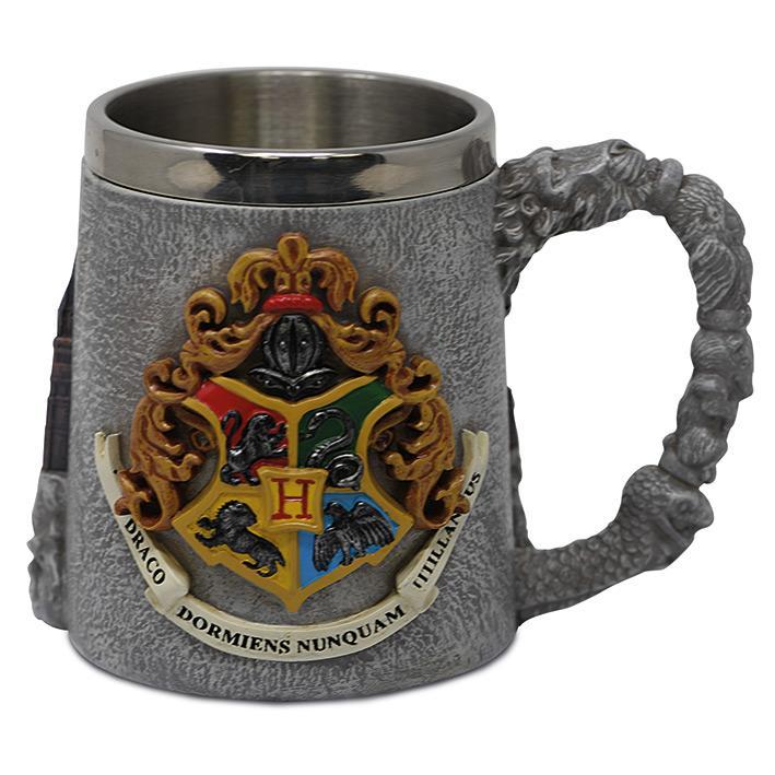 HARRY POTTER - Hogwarts School - Mug polyresin 350ml_1
