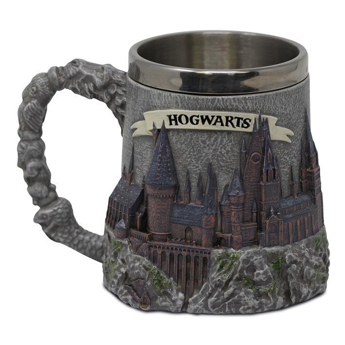 HARRY POTTER - Hogwarts School - Mug polyresin 350ml_2