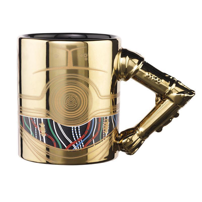 STAR WARS - Arm Mug - C3PO