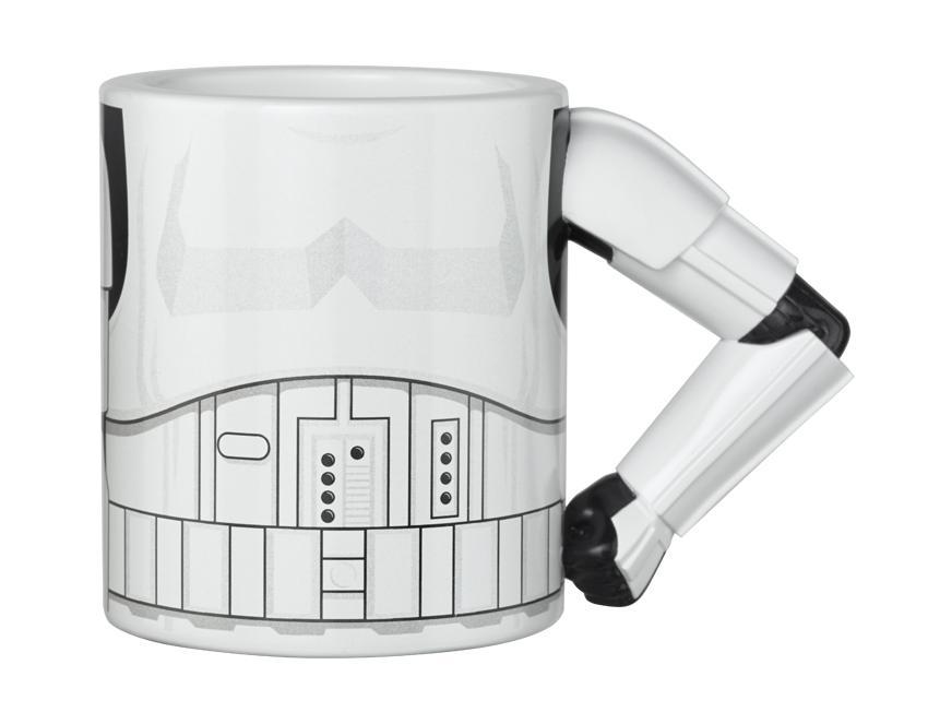 STAR WARS - Arm Mug - Stormtrooper