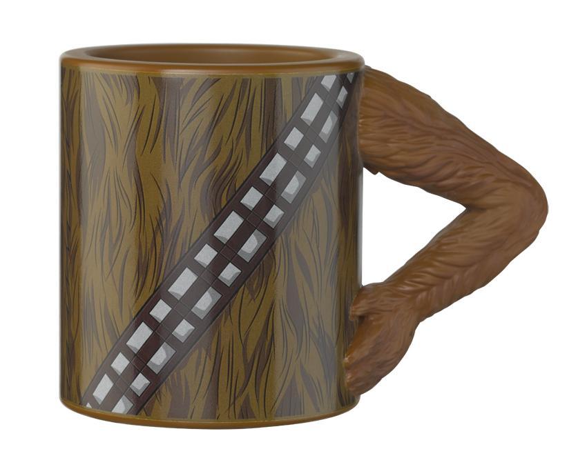 STAR WARS - Arm Mug - Chewbacca