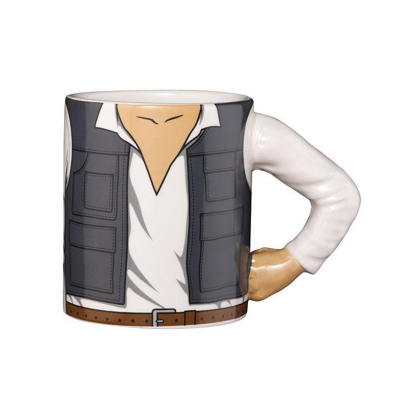STAR WARS - Arm Mug - Han Solo