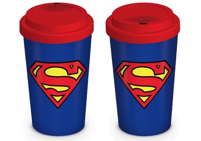DC COMICS - Travel Mug 340 ml - Superman