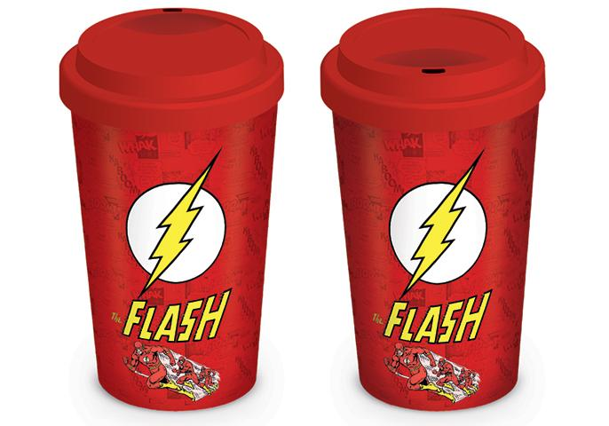 DC COMICS - Travel Mug 340 ml - The Flash